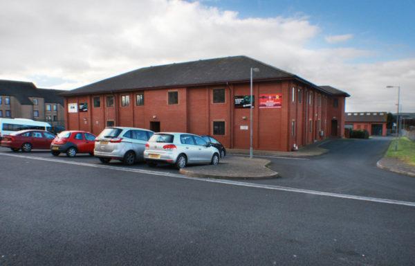 Millbay Army Reserve Centre