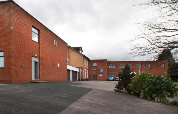 Paignton Army Reserve Centre
