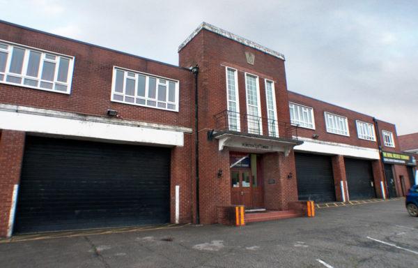 Barnstaple Army Reserve Centre