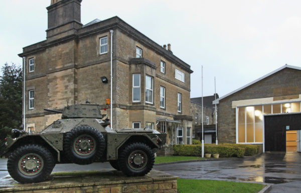 Cirencester Army Reserve Centre