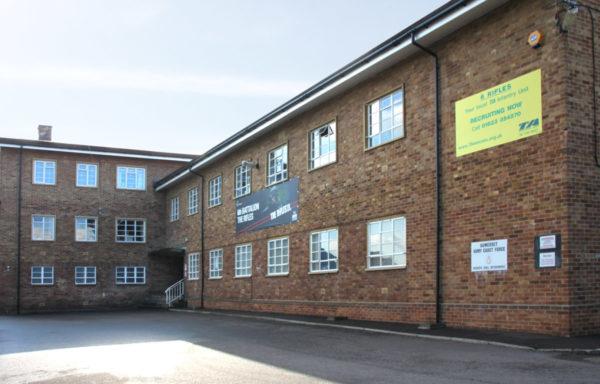 Taunton Army Reserve Centre